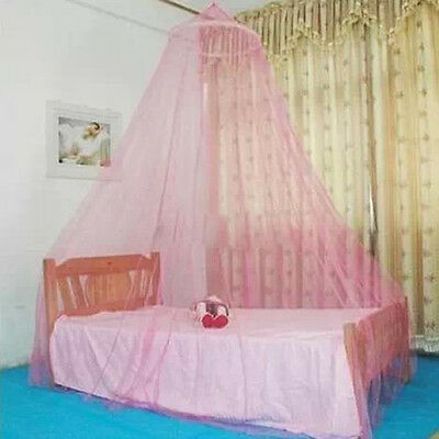 Bed Canopy Mosquito Fly Bug Insect Net Netting Screen Mesh Single Double Bed Y8