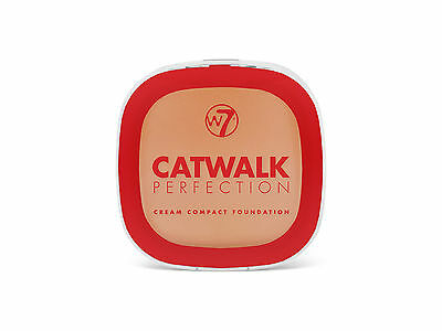 W7 catwalk perfection cream compact foundation choose shade