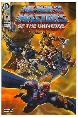 Abnett O'Hare HE-MAN AND THE MASTERS OF THE UNIVERSE n. 14 lion