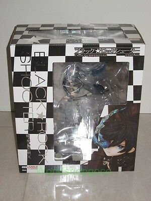 "7"" 1/8 Scale Black Rock Shooter TV Animation Figure New in Box"