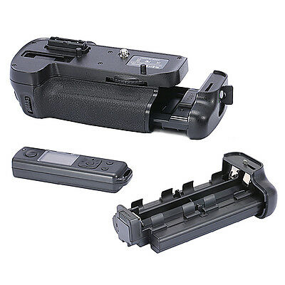 Neewer Battery Grip for Nikon D7100+ Remote Controller