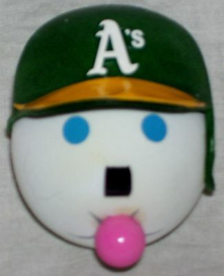 OAKLAND A'S--JACK IN THE BOX ANTENNA BALL--NEW--L@@K