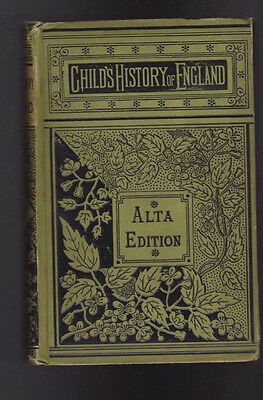 Child's History of England by Charles Dickens Alta Edition