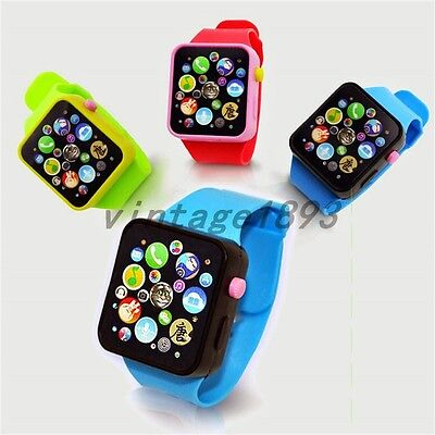 Multifunctional Children Gift Wrist Watch Touch Screen Educational Smart Toy