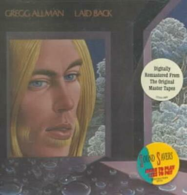 Gregg Allman - Laid Back [Remaster] New Cd