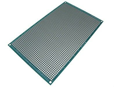 HQ 12*18cm Double Side Prototype Board Perforated 2.54mm Breadboard