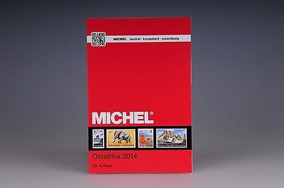 Catalogue Michel 2014 Part 4/2 East Africa