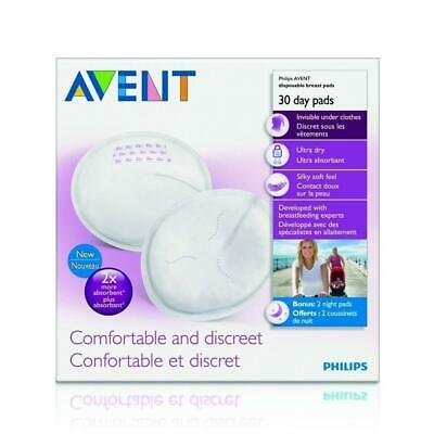 Philips Avent Disposable Breast Pads (1x30 Day)