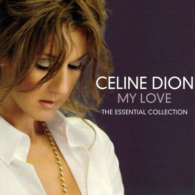 Céline Dion : My Love: Essential Collection CD (2008) ***NEW***