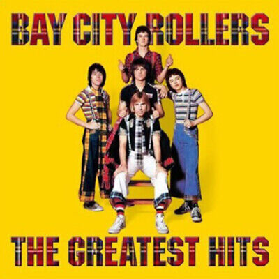 Bay City Rollers : Greatest Hits CD (2010) ***NEW***