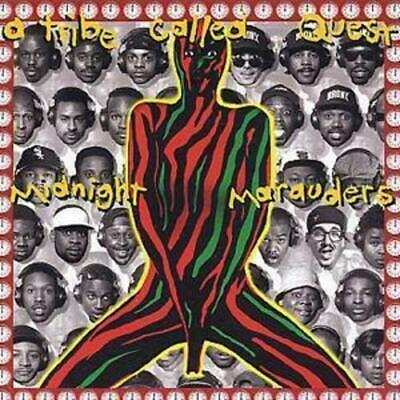 A Tribe Called Quest : Midnight Marauders CD (2004) ***NEW***