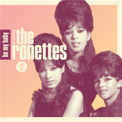 The Ronettes : Be My Baby: The Very Best of the Ronettes CD (2011) ***NEW***