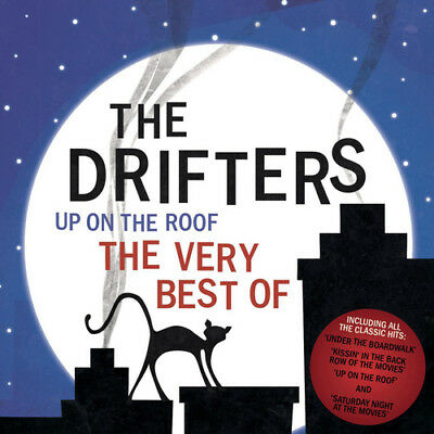 The Drifters : Up On the Roof: The Very Best of the Drifters CD (2011)