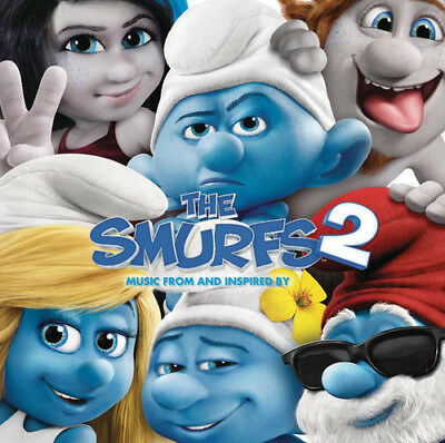 Various The Smurfs 2: Music from and Inspired by CD ***NEW***