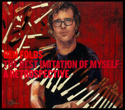 Ben Folds : The Best Imitation of Myself: A Retrospective CD (2011) ***NEW***
