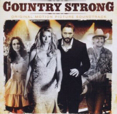 Various Artists : Country Strong CD (2011) ***NEW***
