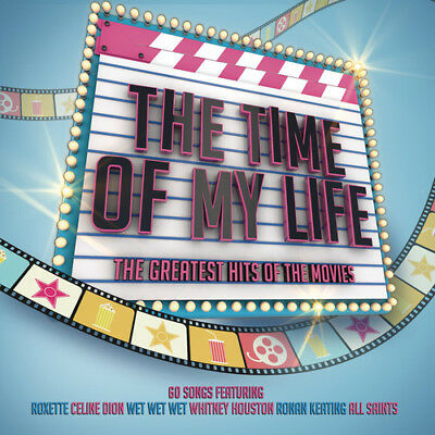 Various Artists : The Time of My Life: The Greatest Hits of the Movies CD