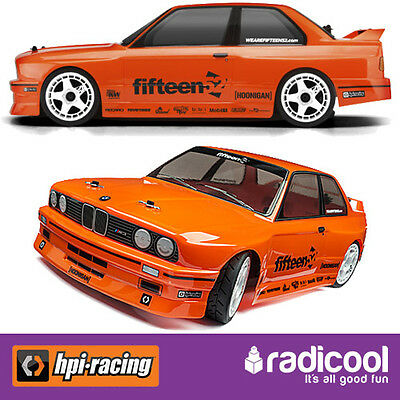 #114343 HPI RACING RS4 SPORT 3 RTR ON-ROAD ELECTRIC R/C CAR with BMW M3 E30 BODY