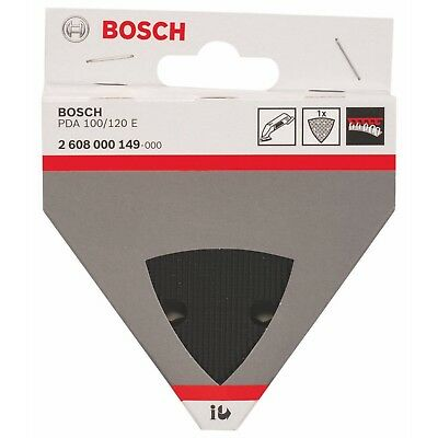 Bosch Delta Sanding Pad Backing Plate for PDA 100 120 E 2608000149 by CPLTools