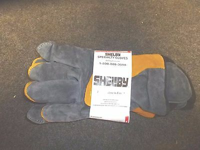 New Shelby FDP XL FireFighting Gloves NFPA/CE 5225