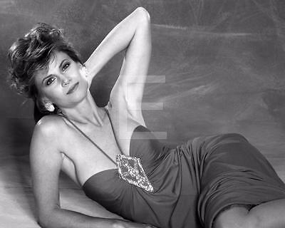 Markie Post 8x10 to 24x36 Photo Poster Canvas GICLEE PRINT by LANGDON HL2541
