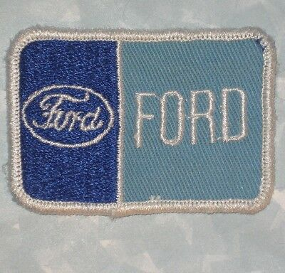"""Ford Patch - vintage - 2 3/4"""" x 1 7/8"""""""