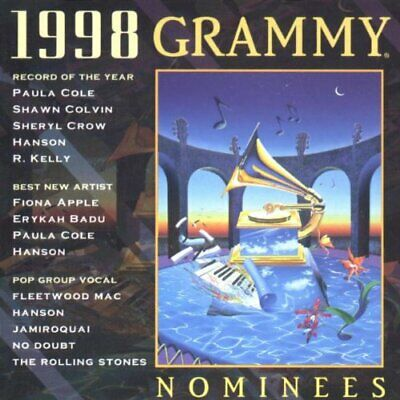 Various Artists : 1998 Grammy Nominees CD