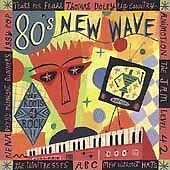 Various Artists : The Roots Of Rock: 80s New Wave CD