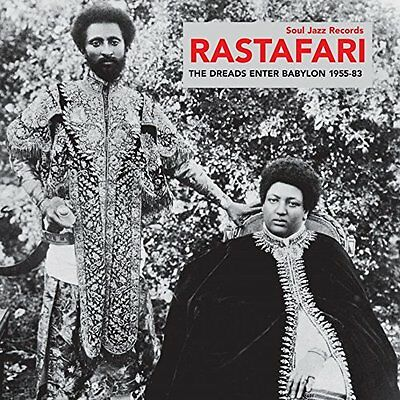 Rastafari: The Dreads Enter Babylon 1955-83 - New Cd Album