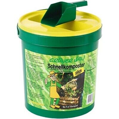 Quick Composter 6kg Composter Container Compost Bin New
