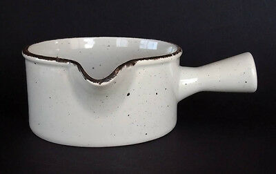 Midwinter Stonehenge Creation Glaze Gravy Boat With Handle Excel Cond