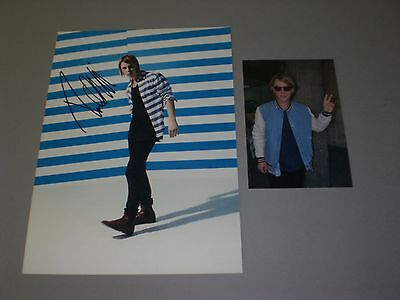 Tom Odell  Another Love  signed signiert Autogramm auf 20x28 Foto in person