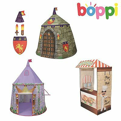 Canvas Play Tents