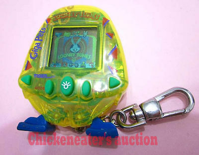 LOONEY TUNES 6 IN1 BUGS TWEETY TAZ GIGA CYBER PET *WORKS but NO SOUND* TIGER