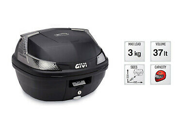 Valise GIVI B34 Tech Monolock UNICA