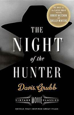 Night of the Hunter by Davis Grubb Paperback Book (English)