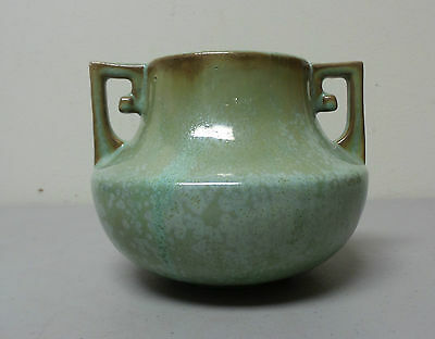 ANTIQUE FULPER ARTS & CRAFTS ART POTTERY VASE #452, c. 1916-1922