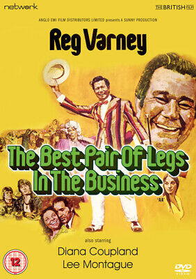 The Best Pair of Legs in the Business DVD (2013) Reg Varney ***NEW***