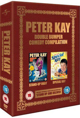 Peter Kay: Double Bumper Comedy Collection DVD (2009) Peter Kay cert 15 2 discs