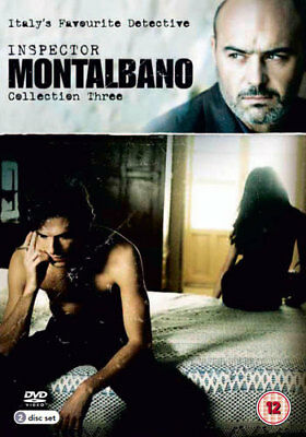 Inspector Montalbano: Collection Three DVD (2013) Luca Zingaretti ***NEW***