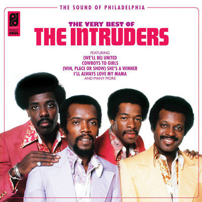 The Intruders The Intruders - Very Best Of CD ***NEW***