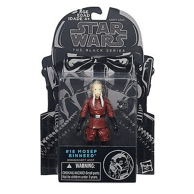 2015 Star Wars Black Series 3.75 Mosep Binneed #18 In Hand!