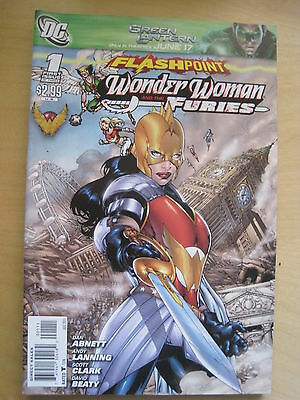 FLASHPOINT : WONDER WOMAN & the FURIES 1. IT ALL CHANGES HERE !! . DC 2011