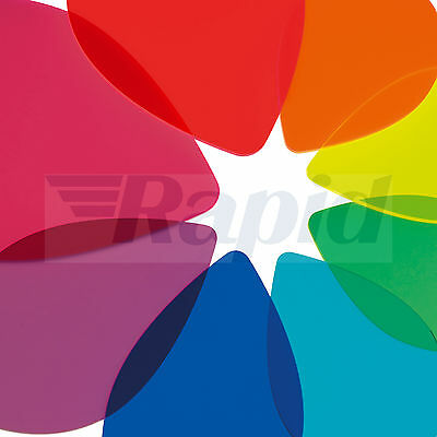 Perspex Cast Acrylic Transparent Colour Sheets 1000mm x 500mm, 3mm Thickness