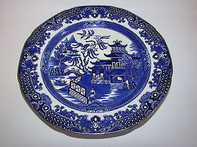 Antique Collectable Burleigh Ware Side Plate