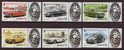 Jersey 2005 Jersey Motor Festival Unmounted Mint, Mnh