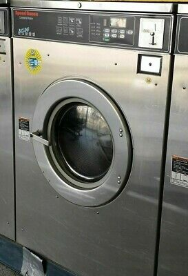 Speed Queen Commercial Front Load Washer SC50EC 3PH 50 Lb Reconditioned