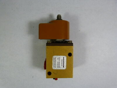 Granzow 345B34 Pneumatic Valve 4-Way ! NOP !