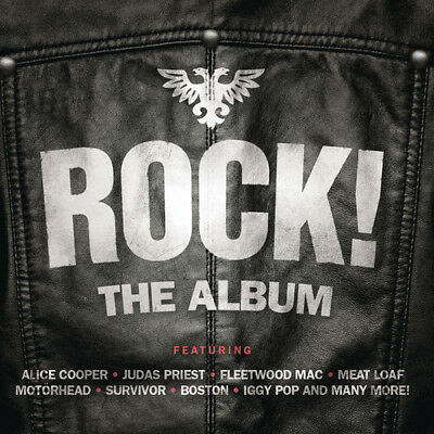 Various Artists : Rock!: The Album CD (2015) ***NEW***