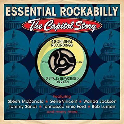 Various Artists: Essential Rockabilly - The Capitol Story (CD)